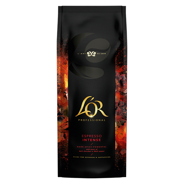 L'OR Professional Espresso Intense, 1000g ganze Bohne