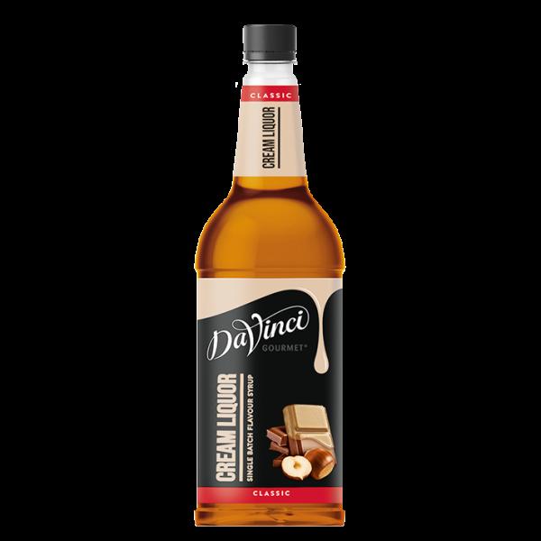 DaVinci Gourmet Sirup Classic Cream Liqueur, 1,0L PET