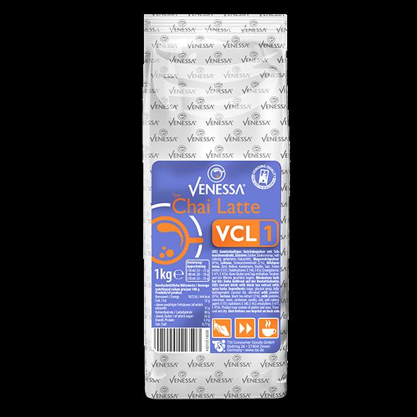 Venessa VCL 1 Chai Latte 1kg