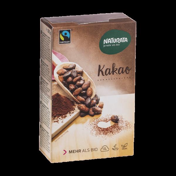 Naturata Bio Kakao schwach entölt 20-22%, 125g