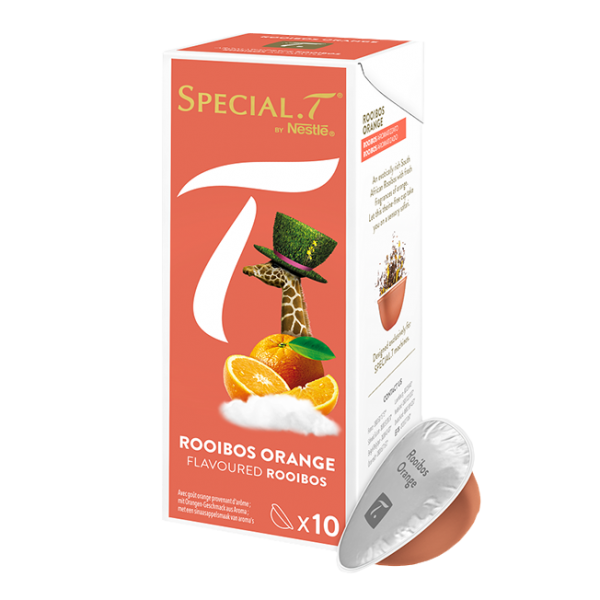 Special.T Bio Rooibos Orange
