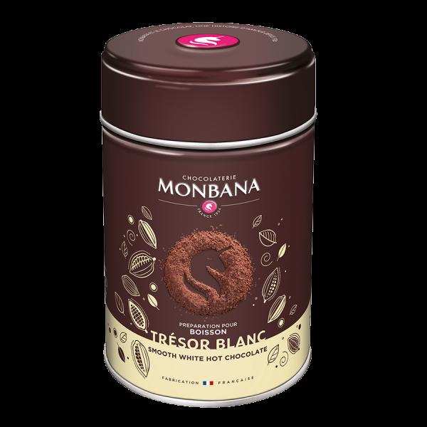 Chocolaterie Monbana Trésor Blanc , 200g