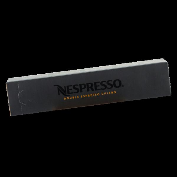 Nespresso* Vertuo Double Espresso Chiaro