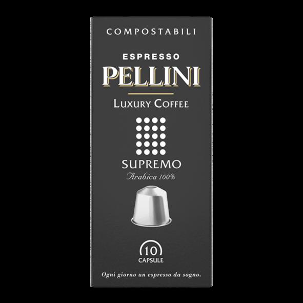 Pellini Luxury Coffee Supremo, 10 Kapseln