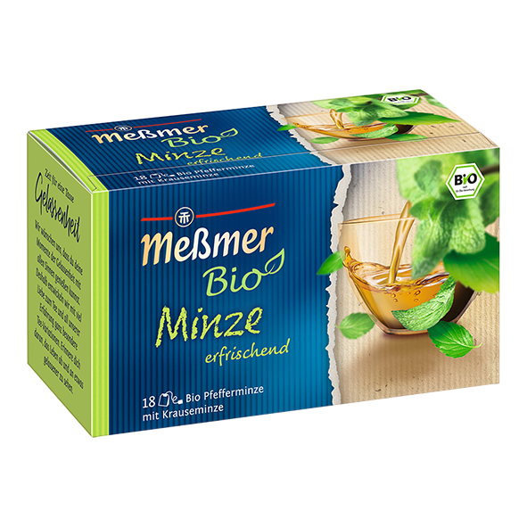 Meßmer Bio Minze