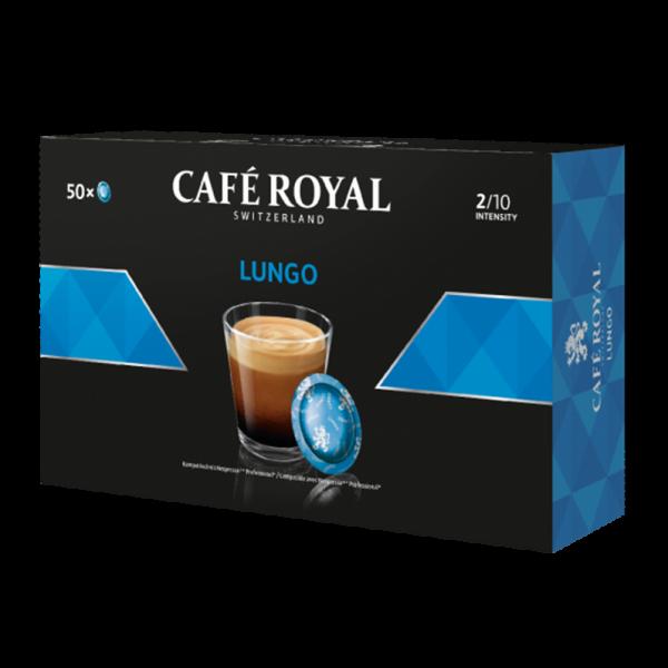Café Royal Office Pads Lungo, 50 Pads