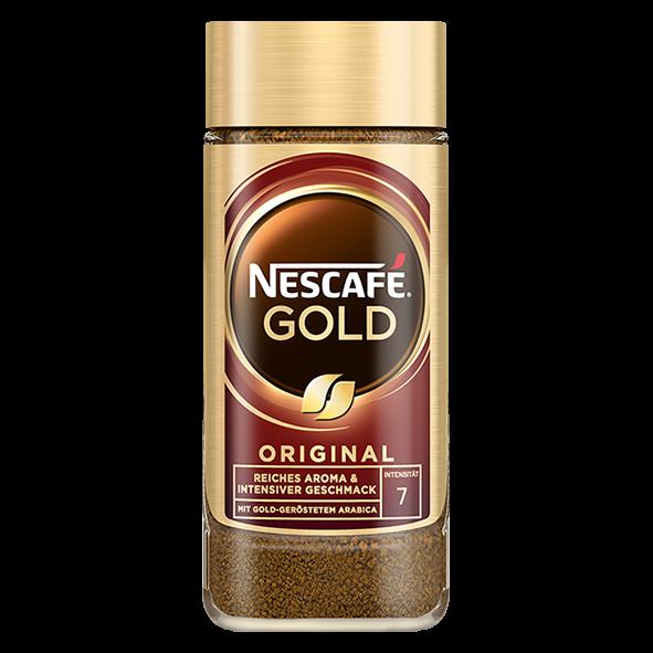 Nescafé Gold Das Original, 200g, löslich