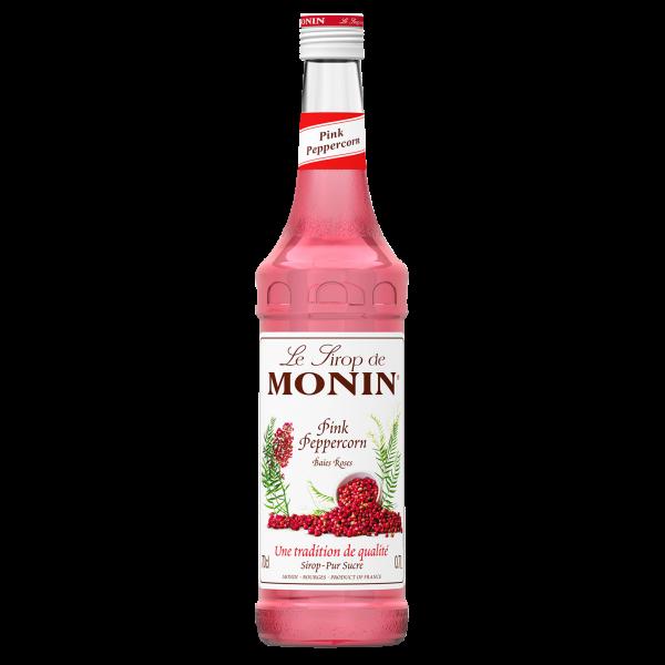 Monin Sirup Pink Peppercorn, 0,7L