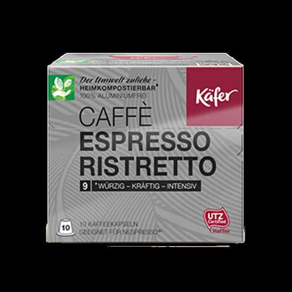 Käfer Delicup Bio Espresso Ristretto
