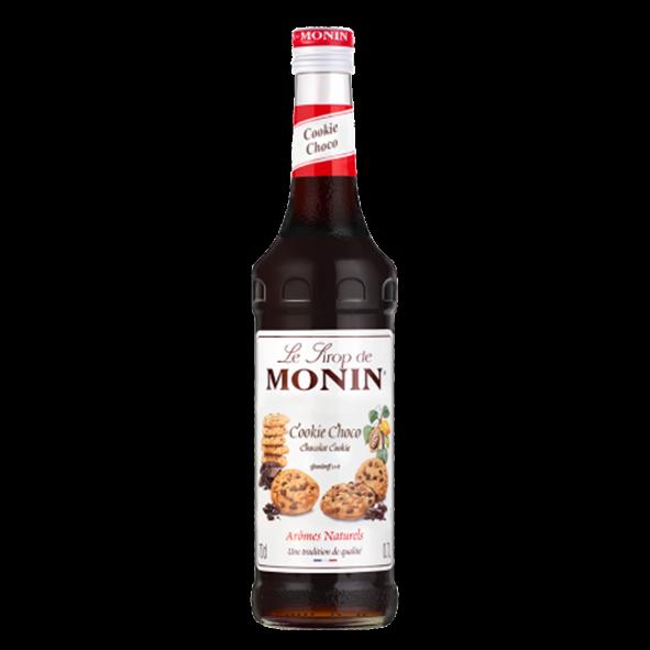 Monin Sirup Cookie Choco, 0,7L
