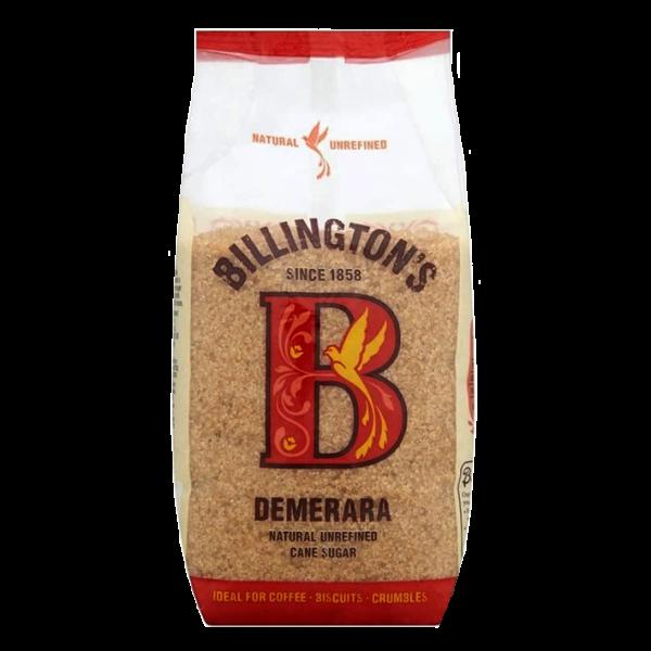 Billington's Demerara, 500g
