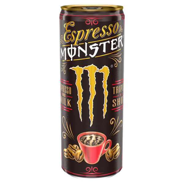 Monster Espresso and Milk, 250ml