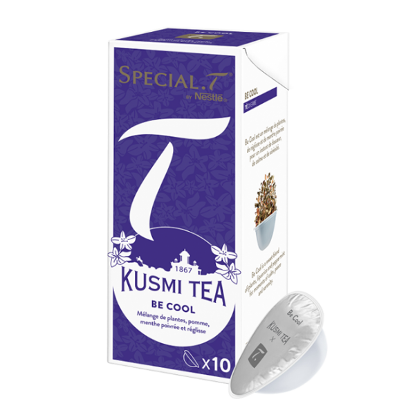 Special.T Kusmi Tea Be Cool