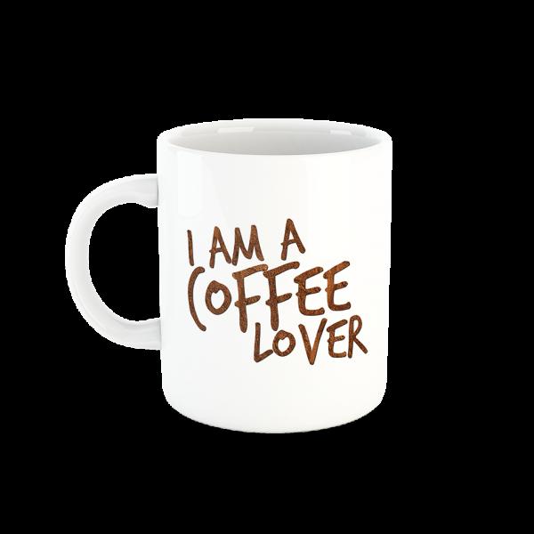 "FROG.coffee Tasse, Motiv: ""Coffee Lover"""