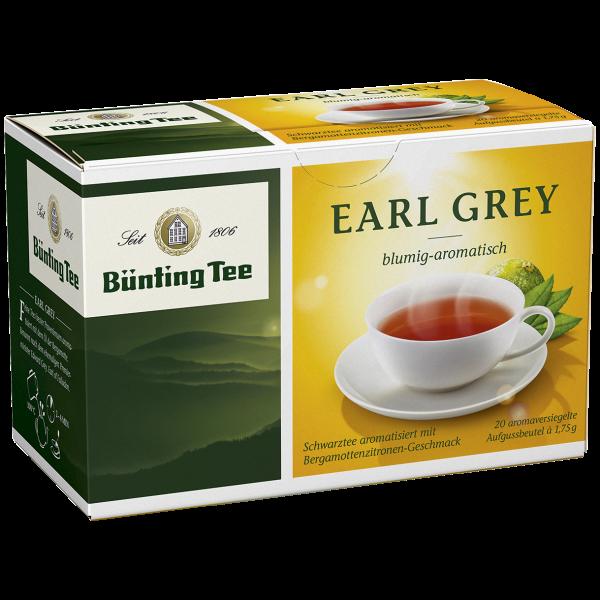 Bünting Tee Earl Grey