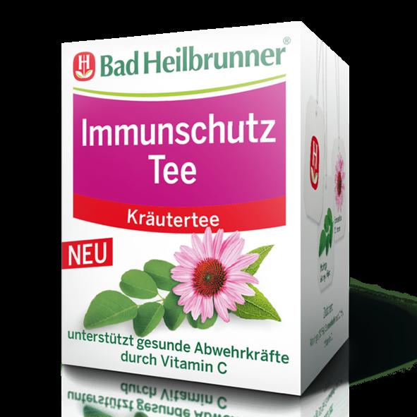 Bad Heilbrunner® Immunschutz Tee