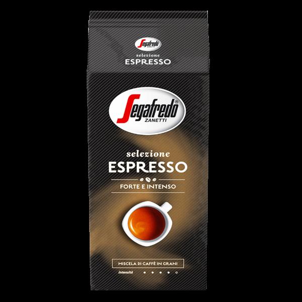Segafredo Selezione Espresso Forte Intenso, 1000g ganze Bohne