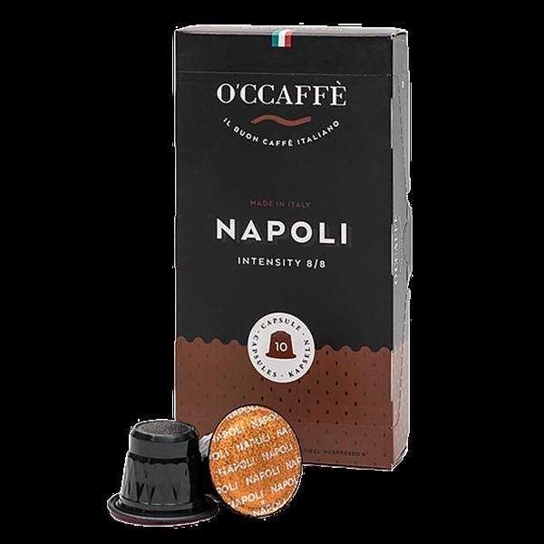 O'CCAFFÈ Napoli, 10 Kapseln