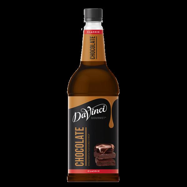 DaVinci Gourmet Sirup Classic Schokolade, 1,0L PET
