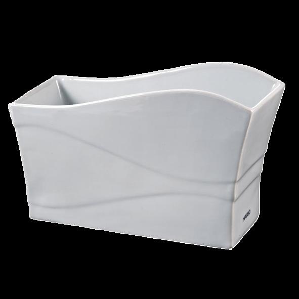 Hario V60 Halter für Papierfilter Keramik, weiß