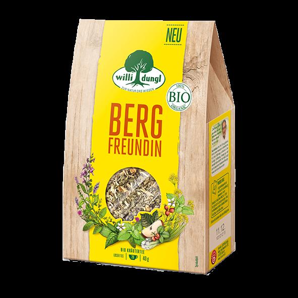 Willi Dungl Bergfreundin Bio, loser Tee