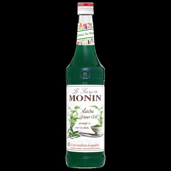 Monin Sirup Matcha Grüner Tee, 0,7L