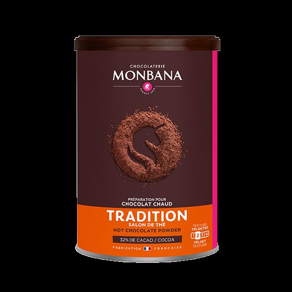 """Chocolaterie Monbana Tradition """"Salon de Thé"""", 250g"""