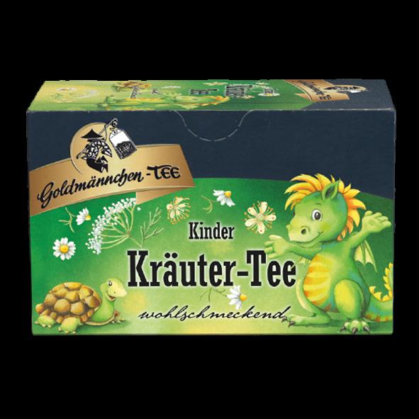 Goldmännchen-TEE Kinder Kräuter