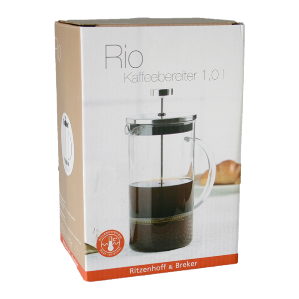 Ritzenhoff & Breker Rio Kaffeebereiter 1 l