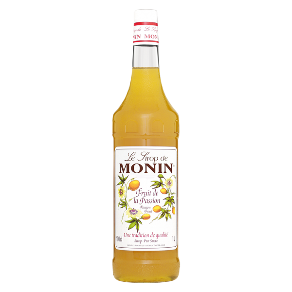 Monin Sirup Maracuja (Passionsfrucht), 1,0L PET