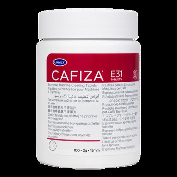 Urnex Cafiza E31, 100 Espressomaschinen Reinigungstabletten