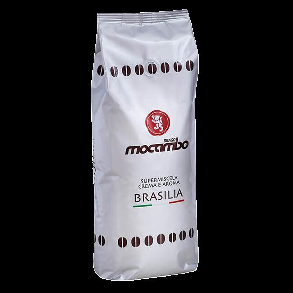 Mocambo Brasilia Crema e Aroma, 250g ganze Bohne