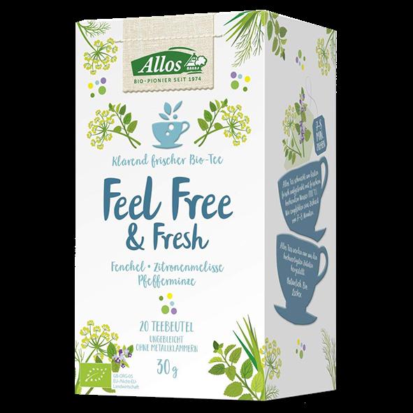 Allos Bio Feel Free & Fresh