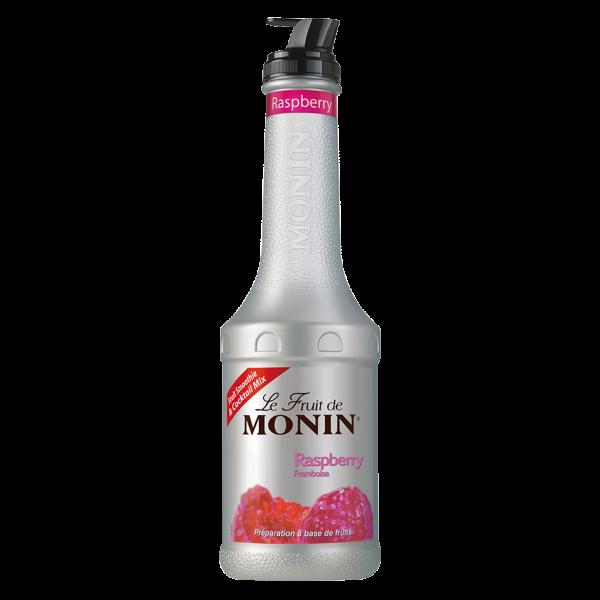 Monin Fruchtpüree Mix Himbeere, 1,0 L