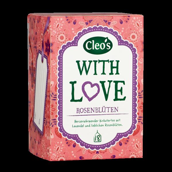 Cleo's Bio With Love, 18 Aufgussbeutel