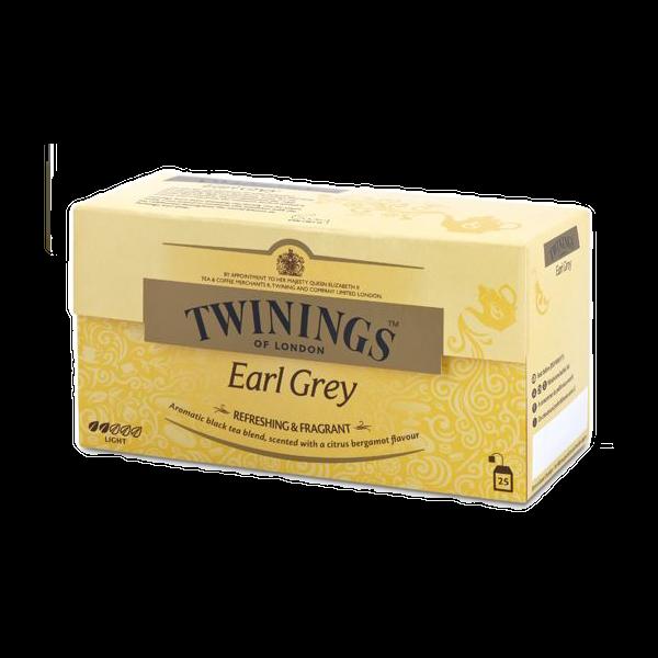 Twinings Earl Grey, 25 Teebeutel