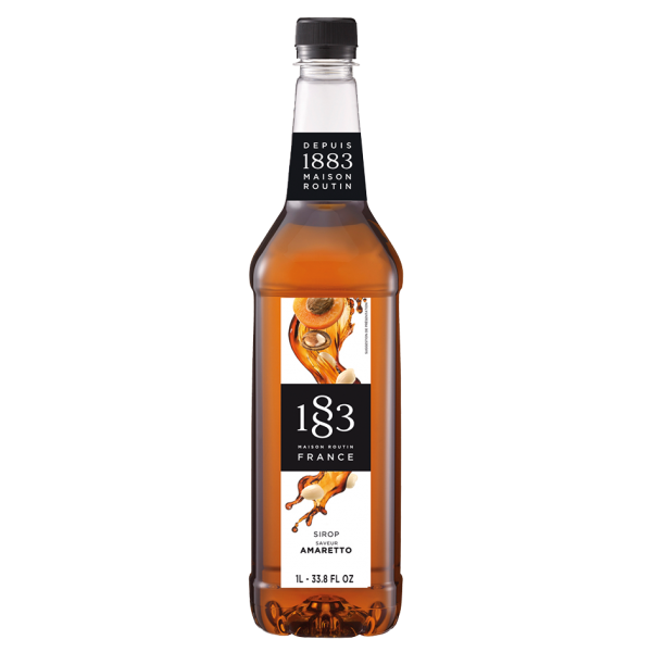 Maison Routin 1883 Sirup Amaretto, 1,0L PET