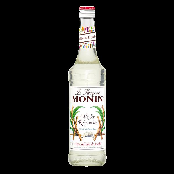 B-Ware Monin Sirup Weißer Rohrzucker, 0,7L
