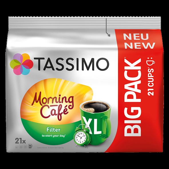 Tassimo Morning Café Filter XL