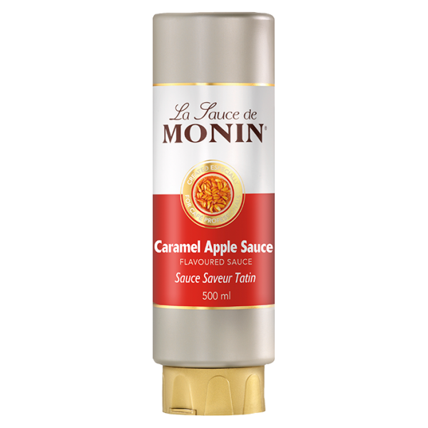 Monin Sauce Caramel Apple, 500 ml