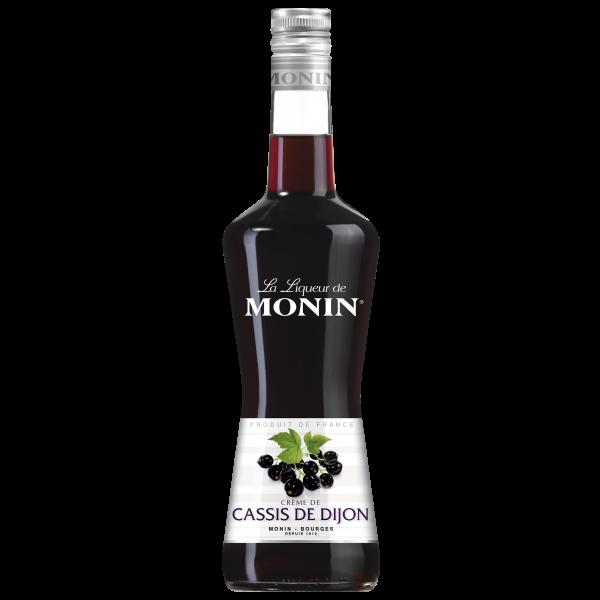 Monin Likör Schwarze Johannisbeere (Cassis) 16% Alk., 0,7L
