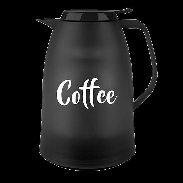 Emsa Isolierkanne Mambo, Coffee schwarz