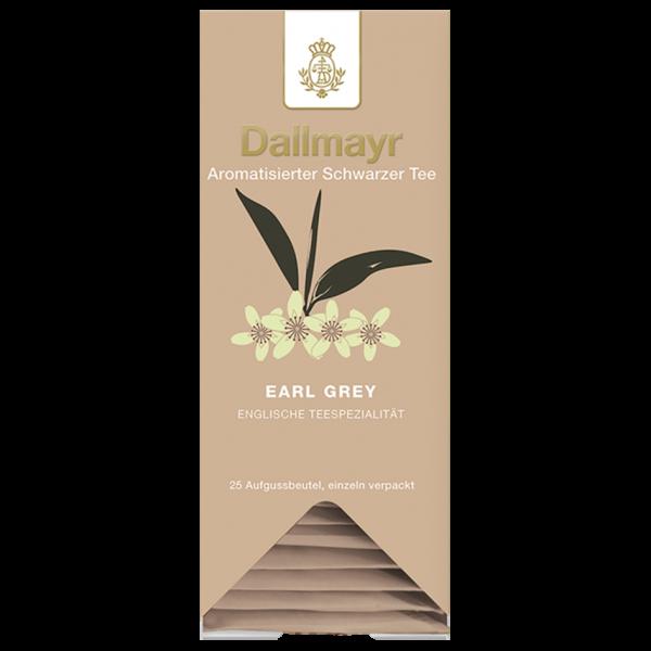 Dallmayr Earl Grey, 25 Aufgussbeutel