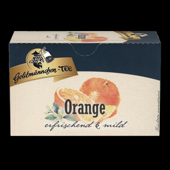 Goldmännchen-TEE Orange