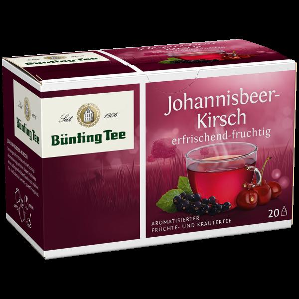 Bünting Tee Johannisbeer-Kirsch
