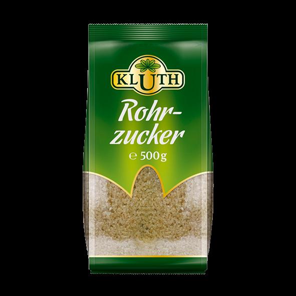 Kluth Rohrzucker, 500g