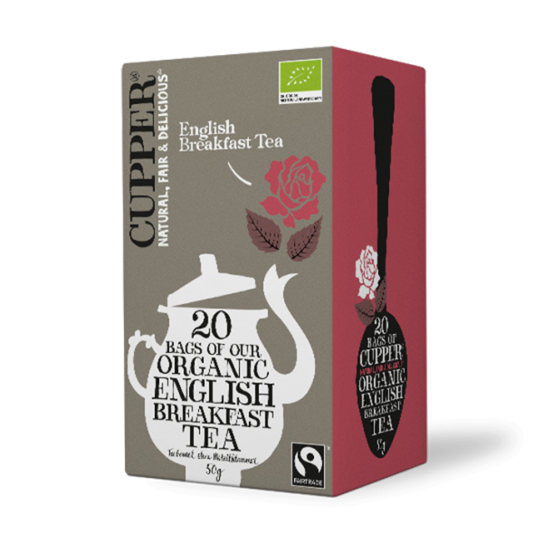 Cupper Bio English Breakfast