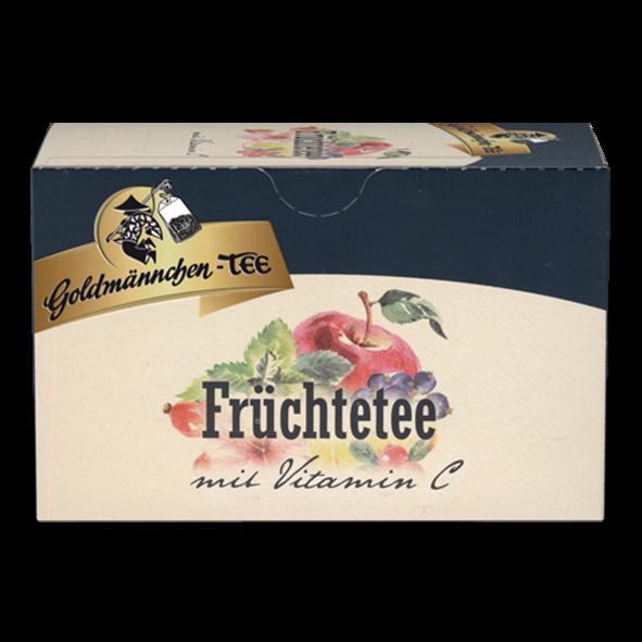 Goldmännchen-TEE Früchtetee mit Vitamin C