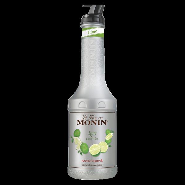 Monin Fruchtpüree Mix Lime, 1,0 L