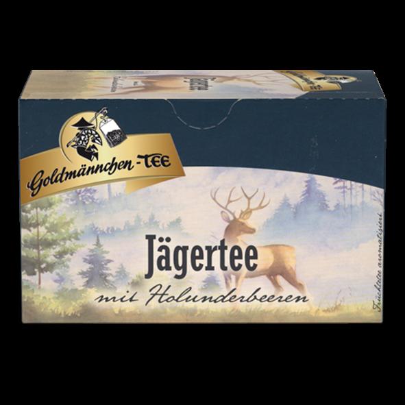 Goldmännchen-TEE Jägertee